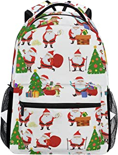 Christmas Ornaments Decorations Trekking Backpack Fashion Backpack Oversized Backpack Men and Women Durable Travel Computer Backpack 17 Inch Notebook Waterproof Large Business Bag