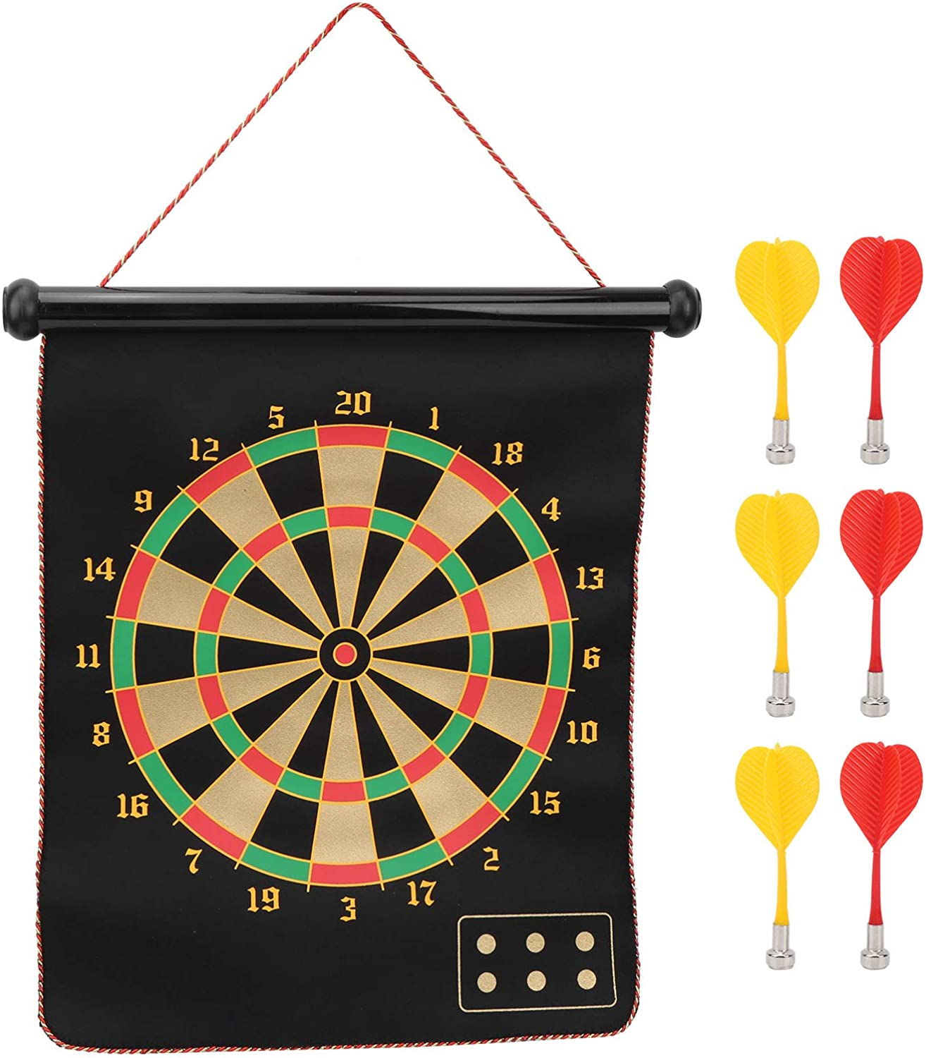 Max 55% OFF Dart Board OFFicial Toy Safety Family Portable for