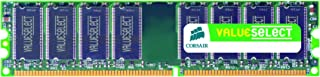 Corsair 2GB (1x2GB) DDR2 667 MHz (PC2 5300) Desktop Memory
