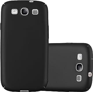 1d9688838e4 Cadorabo Funda para Samsung Galaxy S3 / S3 Neo en Metal Negro - Cubierta  Protección de