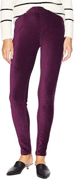 Ribbed Leggings with Pocket