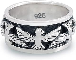 Best sterling silver thunderbird ring Reviews