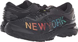 927c38842a ASICS. GEL-Kayano® 25 NYC. $99.95MSRP: $160.00. Black/Black