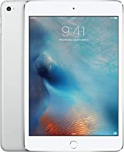 Apple iPad mini 4 (Wi-Fi, 128GB) - Silver (Previous Model)