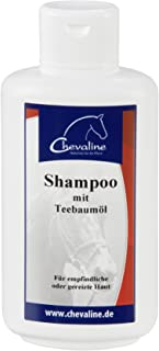 United Sportproducts Germany USG 19500007-050 Chevaline Champú con aceite de árbol de té 500 ml