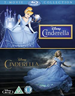 CINDERELLA 2 MOVIE COLLECTION Region Free