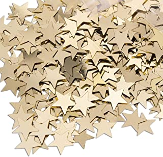 Forum Novelties Gold Stars Confetti 1/2 oz