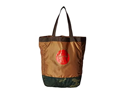 Kelty Totes Tote (Green Camo) Tote Handbags