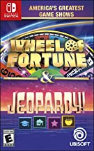 America's Greatest Game Shows: Wheel of Fortune & Jeopardy - Nintendo Switch Standard Edition