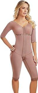 Faja Mia 0710 Fajas Colombianas Reductoras y Moldeadoras Post Surgery Compression Garment Full Body Shaper For Women