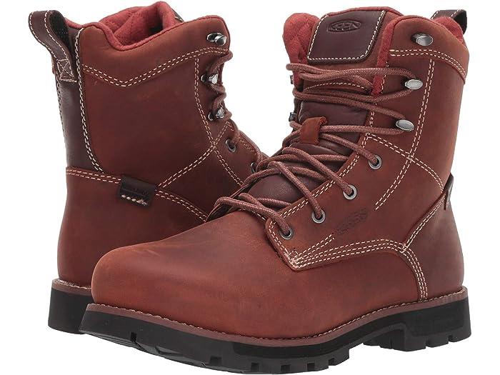 "KEEN Women/'s CSA Seattle 8/"" Waterproof Aluminium Safety Toe Work Boots 1022170"