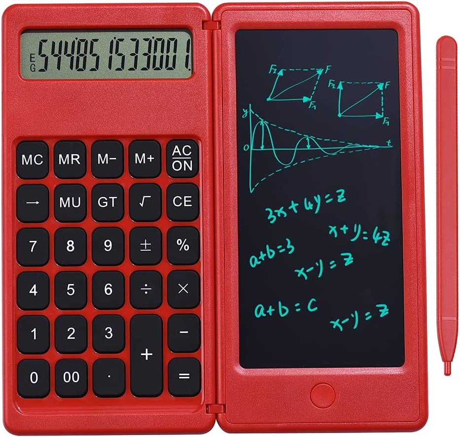 sgzyj Max 41% OFF Foldable Calculator 6 Inch Writing LCD Digital Dr Long-awaited Tablet