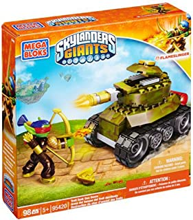 Mega Bloks, Skylanders Giants, Troll Tank Gun Down (95420)