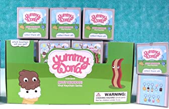 Yummy World Most Delicious Keyring 5 Blind Boxes