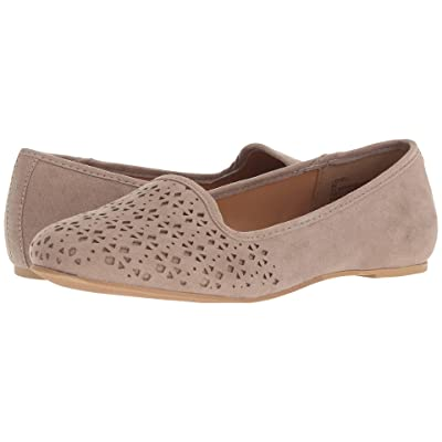 Madden Girl Lionell (Taupe Fabric) Women
