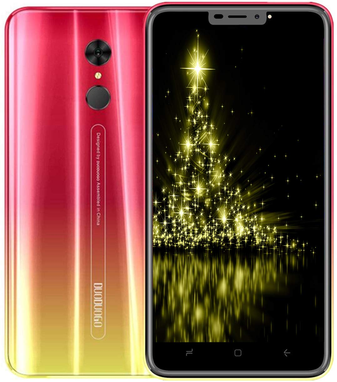 Moviles Baratos y buenos 4G Android 9.0, G55 Smartphone libre 5.5 Pulgadas 3GB RAM+16GB ROM/128GB Expansión, 13MP Cámara 4800mAh, Dual SIM Facial ID y Dactilar Moviles Libres Baratos 4g (Rojo): Amazon.es: Electrónica