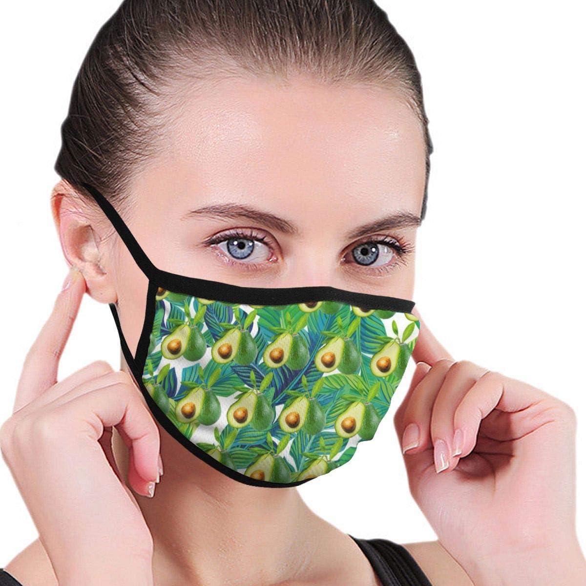 Basketball Surface TextureMen's Women's Print Warm Washable Reusable Ear Warmer Neck Warmer Construction Mouth Wear