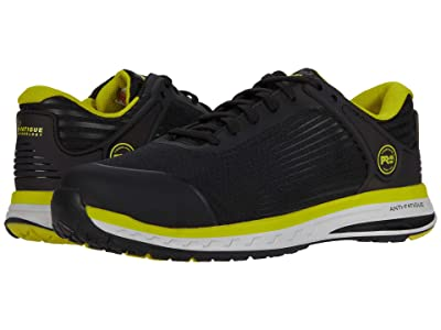 Timberland PRO Drivetrain Composite Safety Toe (Black/Yellow) Men