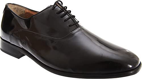 Montecatini - M673 - - Chaussures Oxford Cuir Vernis Hommes  magasin fashional à vendre