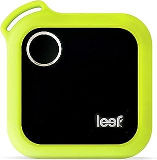 Leef iBridge Air draagbaar draadloos geheugen, 64 GB, USB-C 3.0, geheugenuitbreiding voor iPhone/iPad/smartphone, zwart/zi...