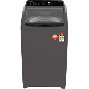 Whirlpool 7 Kg 5 Star Royal Plus Fully-Automatic Top Loading Washing Machine (WHITEMAGIC ROYAL PLUS 7.0, Grey, Hard Water Wash)