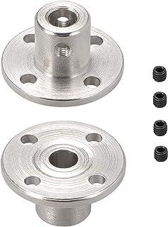 1 Brida Base-10pcs Aleaci/ón//Hierro fundido 3 agujeros 65 mm DN15 Brida Base de tuber/ía Rosca Brida de piso