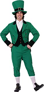 Plus Size Leprechaun Costume 2X Green