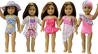 Best american girl doll swimsuits Reviews