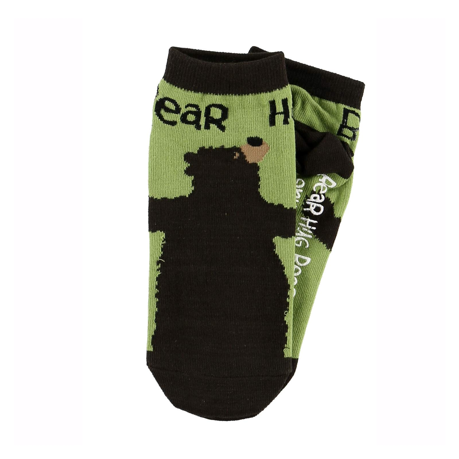LazyOne Unisex Too Cool Bear Hug Erwachsenen Slipper Socken Gr/ö/ße 37-41