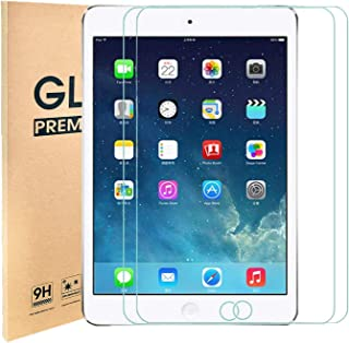 [2 Pack] iPad 10.2 Screen Protector [Tempered Glass],Screen Protector for iPad 7th Generation(iPad 2019),for 10.2 inch Screen