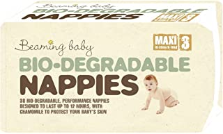 Best beaming baby biodegradable nappies Reviews