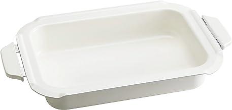 BRUNO コンパクトホットプレート用 セラミックコート鍋 BOE021-NABE BOE021-NABE