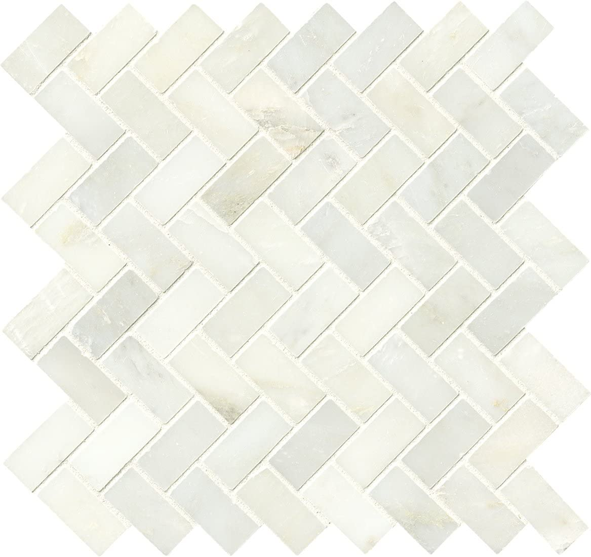 10 Seattle Mall Sq. Ft. Case White Herringbone Sales results No. 1 in. 12 X Pattern