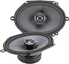 """$33 » Skar Audio TX68 6"""" x 8"""" 200W 2-Way Elite Coaxial Car Speakers, Pair (Renewed)"""