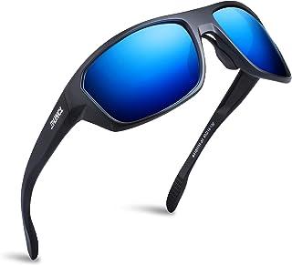 RUNCL Polarized Sports Sunglasses Cleon for Men Women Fishing Driving Cycling