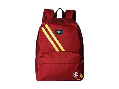 Vans Vans X Harry Potter Backpack Collection (Gryffindor (Old Skool III)) Backpack Bags