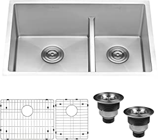 Best 28 double kitchen sink Reviews