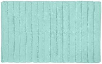 DII 100% Cotton Ultra Soft Ribbed Luxury Spa Bath Rug,Place Near Vanity, Bath Tub or Shower, Perfect for Bathroom, Dorm Ro...