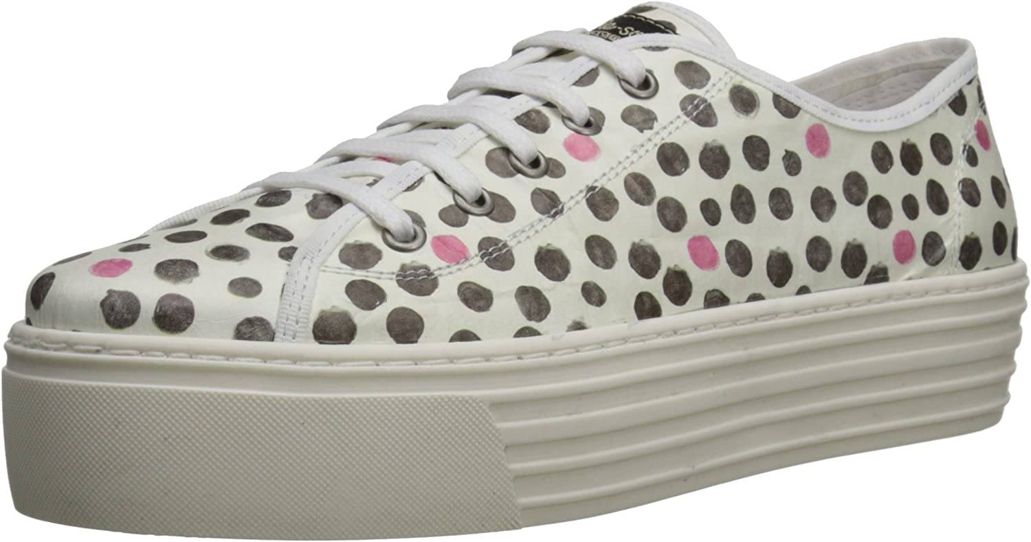 Re-Sole Womne's New Low Dots Fashion Sneaker