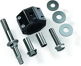 TeraFlex 1123140 Steering Stabilizer Relocation Bracket Kit (JK (for Stock Tie Rod))
