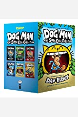 Dog Man: The Supa Epic Collection: From the Creator of Captain Underpants (Dog Man #1-6 Boxed Set) ハードカバー