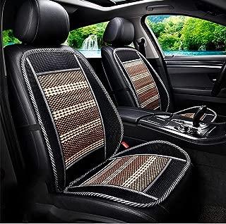 2er-Set Sommer Sitzpolster Sitzkkissen Mesh Sitzauflage für Auto Büro Haus
