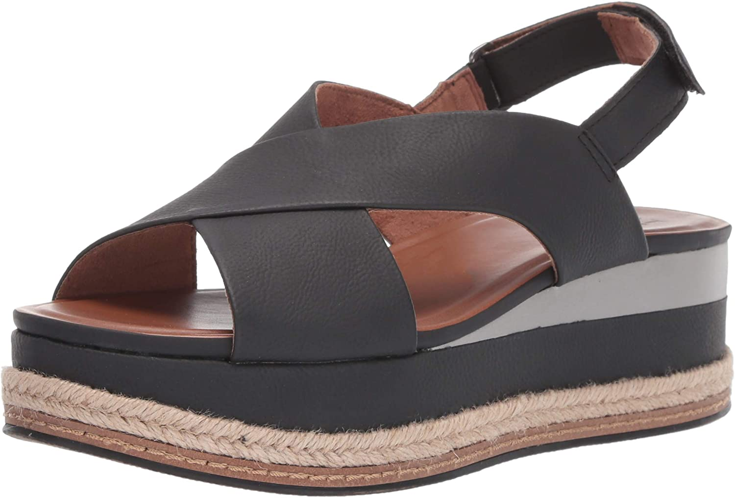 Naturalizer Limited time for free shipping Women's Baya Sandal Wedge Financial sales sale