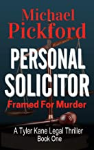Personal Solicitor (Tyler Kane Legal Thriller Book 1)
