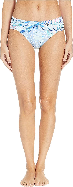 Lilly Pulitzer Lagoon Sarong Hipster Bikini Bottom