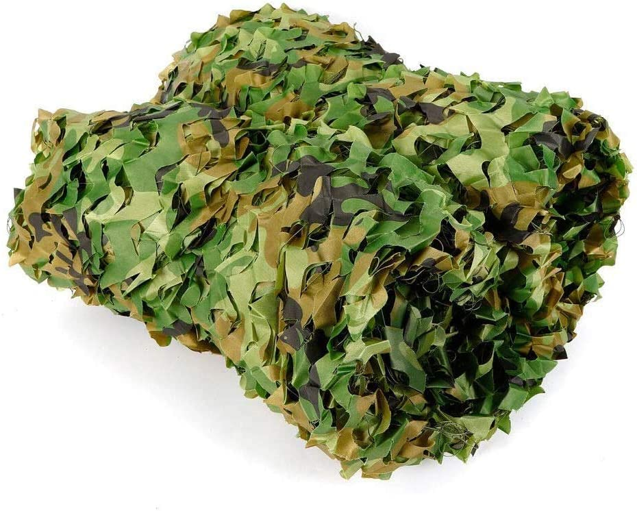 Camo Netting Bulk Max Max 72% OFF 47% OFF Roll Camouflage Grid Military with Camouf Net