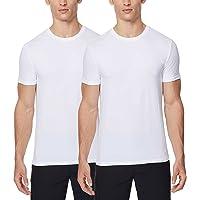 2 Pack 32 Degrees Mens Cool Crew T-shirt