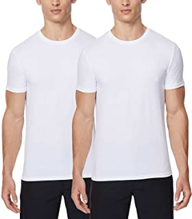 32 Degrees Cool Mens 2 Pack Short Sleeve Crew Neck