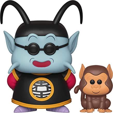 Funko Pop and Buddy Dragon Ball Z King Kai and Bubbles