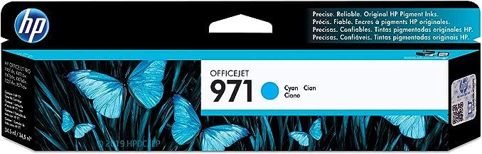 HP 971   PageWide Cartridge   Cyan   CN622AM
